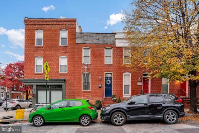 1458 Battery Avenue, BALTIMORE, MD 21230 (#1009947158) :: Keller Williams Pat Hiban Real Estate Group