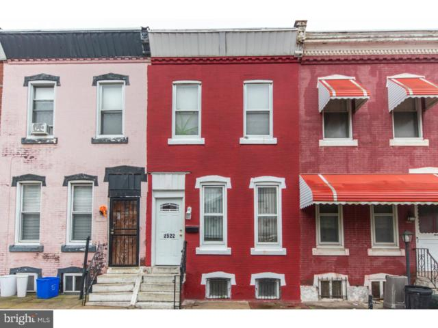 2522 Nicholas Street, PHILADELPHIA, PA 19121 (#1009950108) :: Remax Preferred | Scott Kompa Group