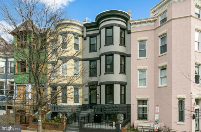 2003 1ST Street NW #1, WASHINGTON, DC 20001 (#1009955092) :: Crossman & Co. Real Estate