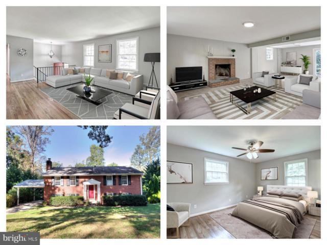 4436 Stark Place, ANNANDALE, VA 22003 (#1009955294) :: Jennifer Mack Properties