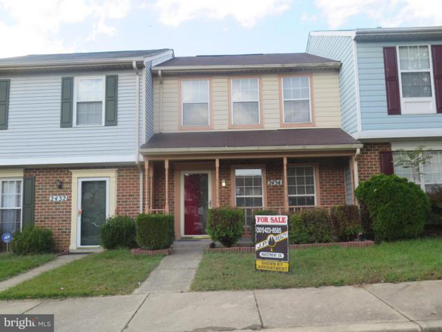 2434 Rosecroft Village Circle, OXON HILL, MD 20745 (#1009962514) :: ExecuHome Realty