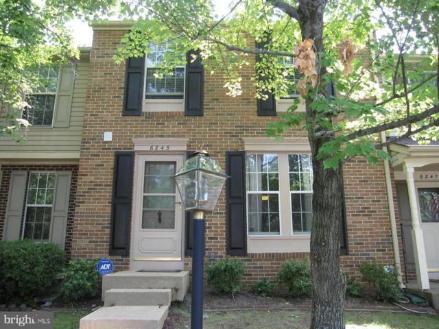 6845 Ericka Avenue, ALEXANDRIA, VA 22310 (#1009964108) :: Keller Williams Pat Hiban Real Estate Group