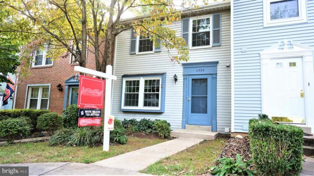11539 Ivy Bush Court, RESTON, VA 20191 (#1009964160) :: RE/MAX Executives