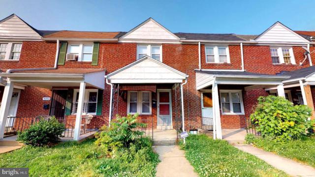4304 NE Berger Avenue, BALTIMORE, MD 21206 (#1009964930) :: The Licata Group/Keller Williams Realty