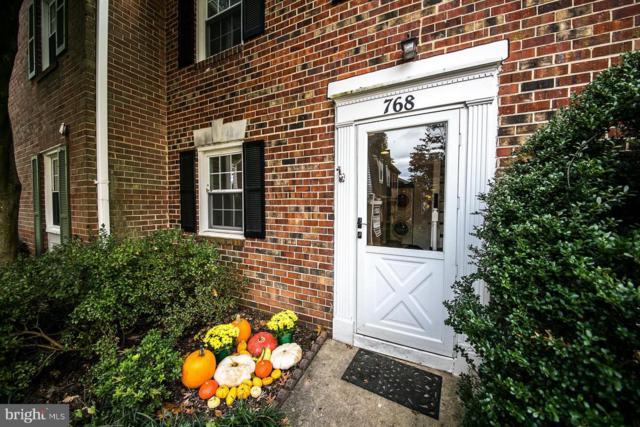 768 Azalea Drive #14, ROCKVILLE, MD 20850 (#1009971104) :: Keller Williams Pat Hiban Real Estate Group