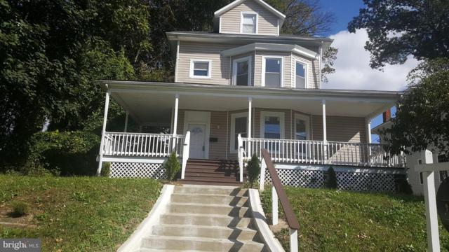 2217 Roslyn Avenue, BALTIMORE, MD 21216 (#1009985090) :: Great Falls Great Homes