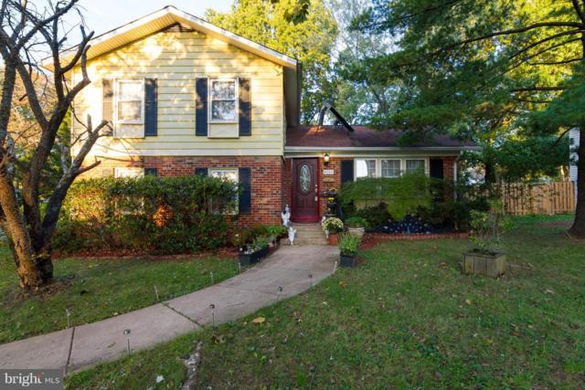 8267 Highland Street, MANASSAS, VA 20110 (#1009986256) :: The Miller Team
