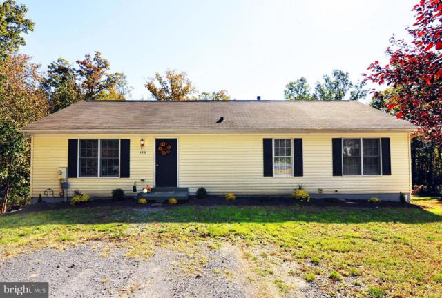 406 Fawn Drive, WINCHESTER, VA 22602 (#1009986702) :: Blue Key Real Estate Sales Team