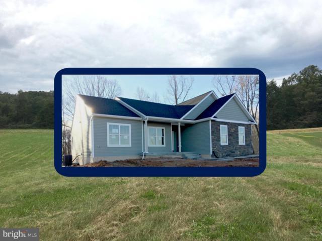 101 Belle Plains Road, FREDERICKSBURG, VA 22405 (#1009990986) :: AJ Team Realty