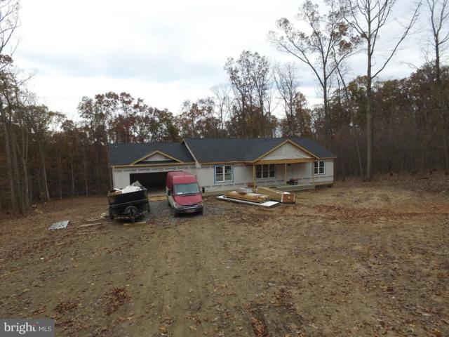 LOT 15 Dusty Lane, HEDGESVILLE, WV 25427 (#1009991278) :: McKee Kubasko Group