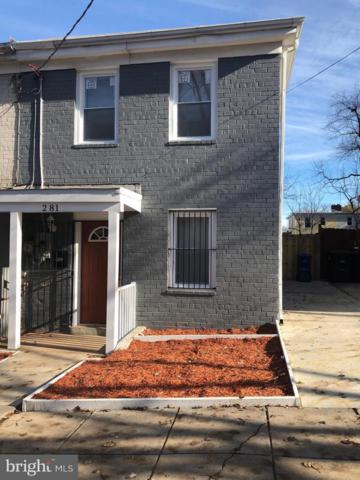 281 56TH Street NE, WASHINGTON, DC 20019 (#1009993304) :: Frontier Realty Group