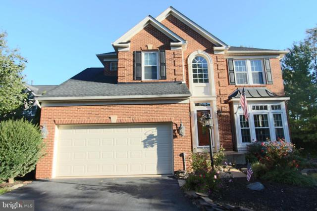 7631 Covewood Court, GAINESVILLE, VA 20155 (#1009994266) :: The Gus Anthony Team
