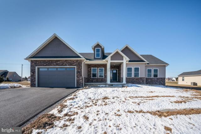 450 Eugene Drive, CHAMBERSBURG, PA 17202 (#1009997386) :: The Heather Neidlinger Team With Berkshire Hathaway HomeServices Homesale Realty