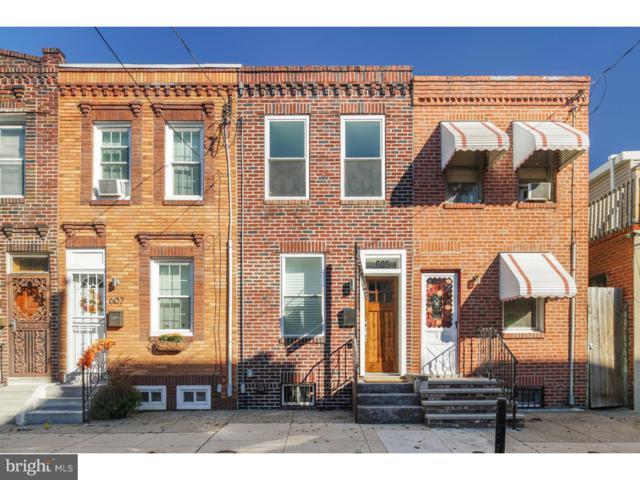605 Fernon Street, PHILADELPHIA, PA 19148 (#1010004824) :: The John Collins Team