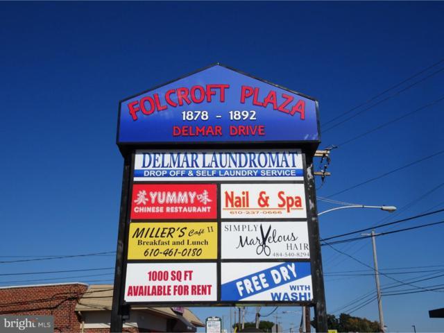 1878 Delmar Drive, FOLCROFT, PA 19032 (#PADE101000) :: McKee Kubasko Group