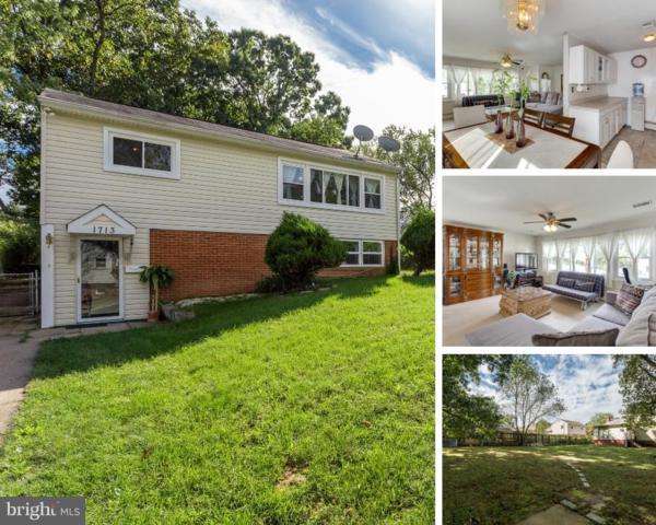 1713 Potomac View Avenue, WOODBRIDGE, VA 22191 (#VAPW100106) :: Great Falls Great Homes