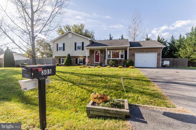 305 Bluebird Drive, STEPHENS CITY, VA 22655 (#VAFV100064) :: Great Falls Great Homes