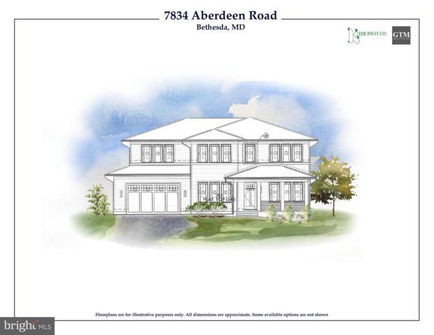 7834 Aberdeen Road, BETHESDA, MD 20814 (#MDMC101008) :: Remax Preferred   Scott Kompa Group