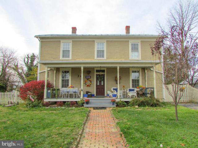 7825 Church Street, MIDDLETOWN, VA 22645 (#VAFV100076) :: The Gus Anthony Team