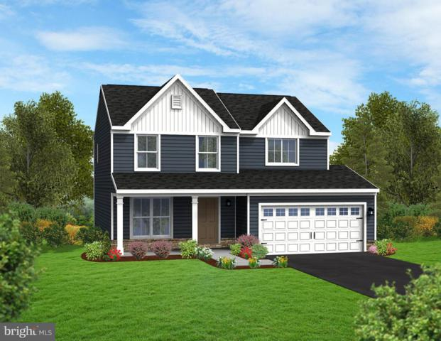 422 Jared Way Lot 26, NEW HOLLAND, PA 17557 (#PALA101266) :: Benchmark Real Estate Team of KW Keystone Realty