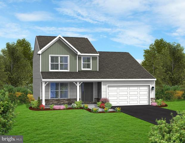 420 Jared Way Lot 27, NEW HOLLAND, PA 17557 (#PALA101268) :: Benchmark Real Estate Team of KW Keystone Realty