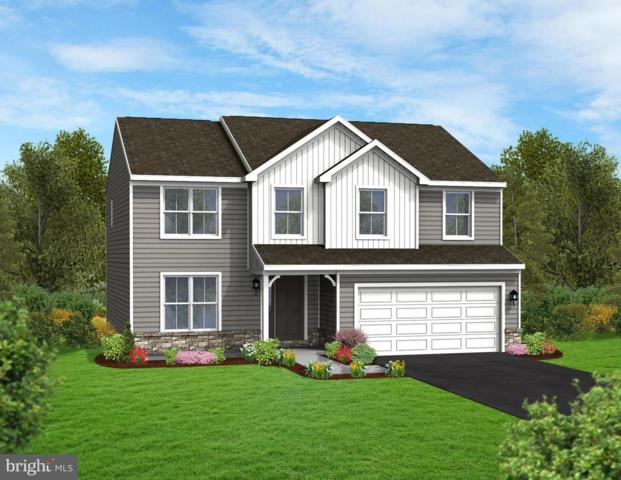 418 Jared Way Lot 28, NEW HOLLAND, PA 17557 (#PALA101270) :: Benchmark Real Estate Team of KW Keystone Realty