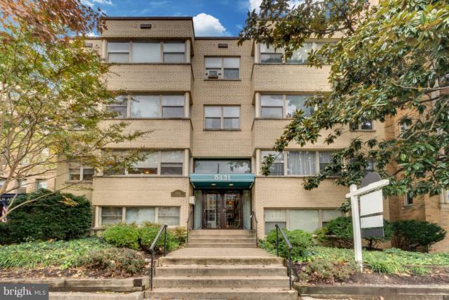 5431 Connecticut Avenue NW #1, WASHINGTON, DC 20015 (#DCDC101170) :: Keller Williams Pat Hiban Real Estate Group