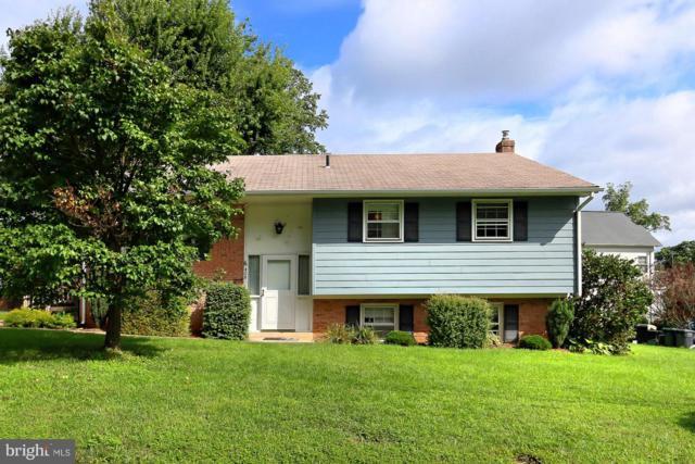 408 S West Street, FALLS CHURCH, VA 22046 (#VAFA100022) :: TVRG Homes