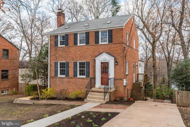 1005 N Larrimore Street, ARLINGTON, VA 22205 (#VAAR100314) :: Browning Homes Group