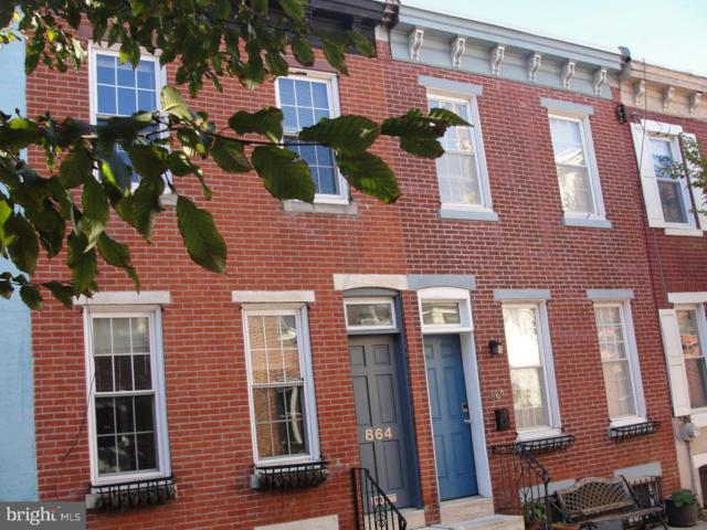 864 N Bambrey Street, PHILADELPHIA, PA 19130 (#PAPH102896) :: The John Collins Team