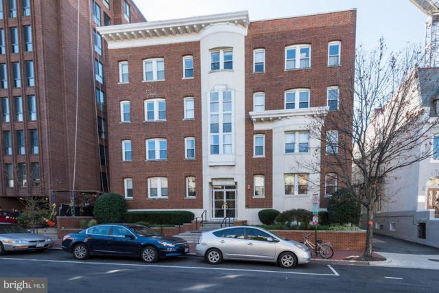 2114 N Street NW #2, WASHINGTON, DC 20037 (#DCDC101734) :: Lucido Agency of Keller Williams