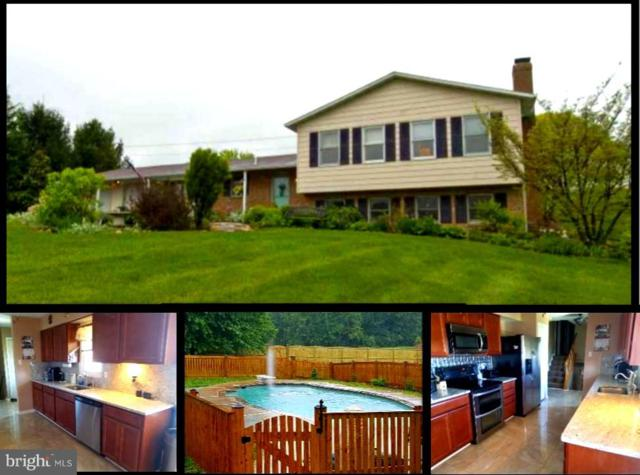 4240 Rolling Knolls Court, MOUNT AIRY, MD 21771 (#MDFR100578) :: RE/MAX Plus