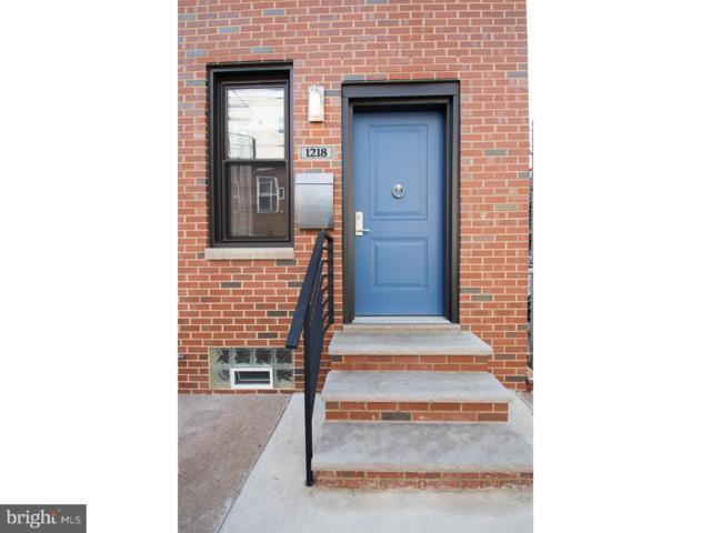 1218 Montrose Street, PHILADELPHIA, PA 19147 (#PAPH103346) :: The John Collins Team