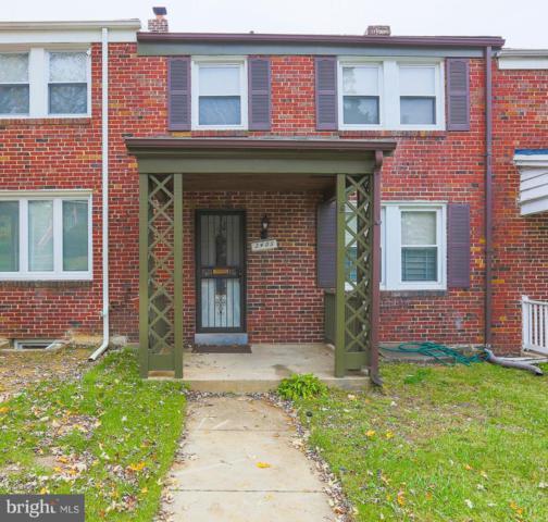 2405 N Ellamont Street, BALTIMORE, MD 21216 (#MDBA101608) :: Colgan Real Estate