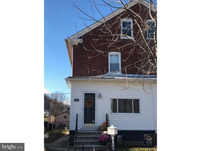 107 4TH Avenue, ROEBLING, NJ 08554 (MLS #NJBL103482) :: The Dekanski Home Selling Team