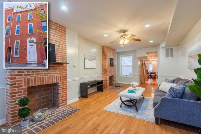 115 S Ann Street, BALTIMORE, MD 21231 (#MDBA101676) :: Blue Key Real Estate Sales Team