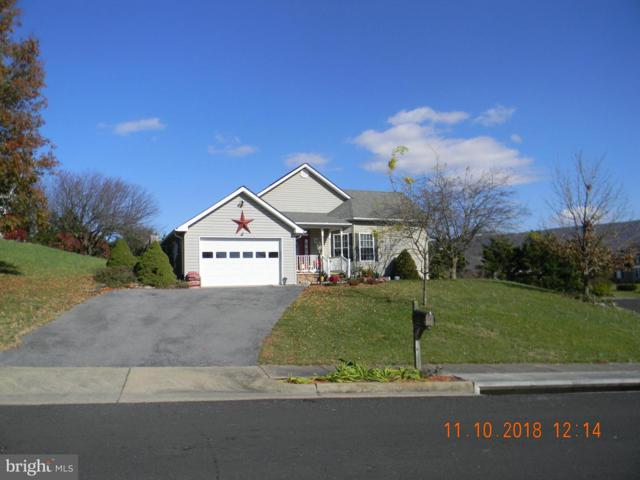 136 Tyler Drive, NEW MARKET, VA 22844 (#VASH100086) :: The Maryland Group of Long & Foster