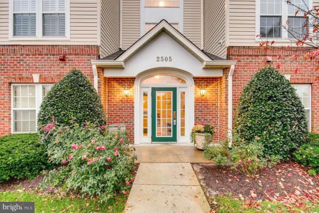 2505 Amber Orchard Court W #303, ODENTON, MD 21113 (#MDAA101344) :: The Riffle Group of Keller Williams Select Realtors