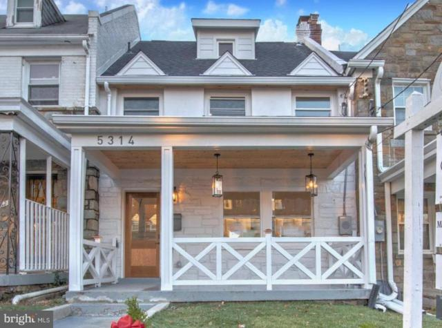 5314 1ST Street NW, WASHINGTON, DC 20011 (#DCDC103200) :: Keller Williams Pat Hiban Real Estate Group
