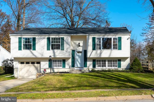 9501 Dawnblush Court, COLUMBIA, MD 21045 (#MDHW102564) :: Wes Peters Group Of Keller Williams Realty Centre