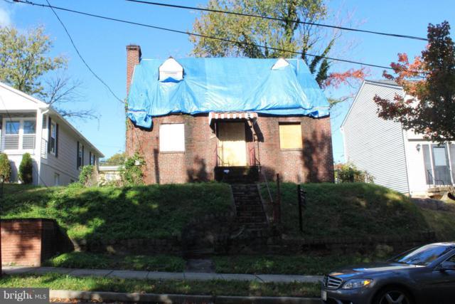 3923 1ST Street SW, WASHINGTON, DC 20032 (#DCDC118974) :: The Sebeck Team of RE/MAX Preferred
