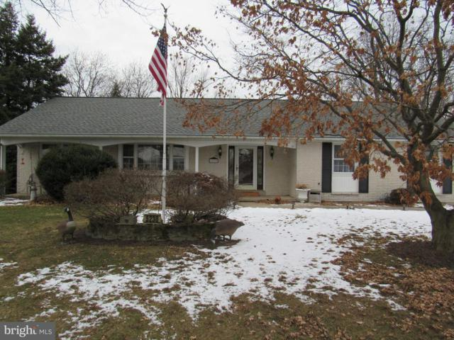 5230 Board Road, MOUNT WOLF, PA 17347 (#PAYK101890) :: Benchmark Real Estate Team of KW Keystone Realty