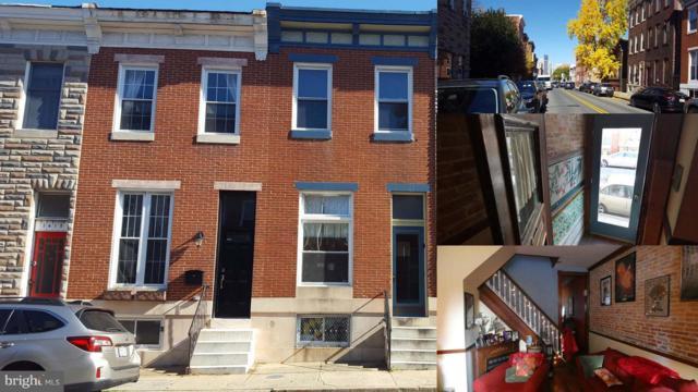 1419 Light Street, BALTIMORE, MD 21230 (#MDBA137608) :: Bob Lucido Team of Keller Williams Integrity