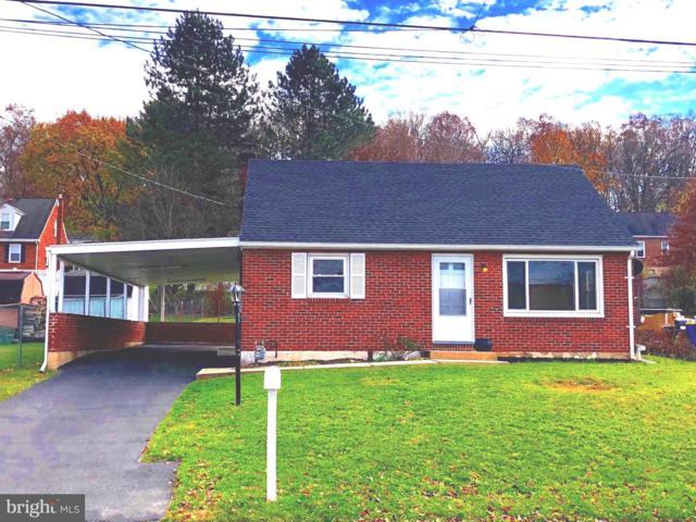 132 Rockwood Avenue, YORK, PA 17406 (#PAYK102202) :: Benchmark Real Estate Team of KW Keystone Realty