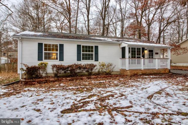 415 Pleasants Drive, FREDERICKSBURG, VA 22407 (#VASP119968) :: RE/MAX Cornerstone Realty