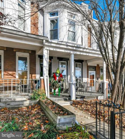 838 W 37TH Street, BALTIMORE, MD 21211 (#MDBA191748) :: Blue Key Real Estate Sales Team