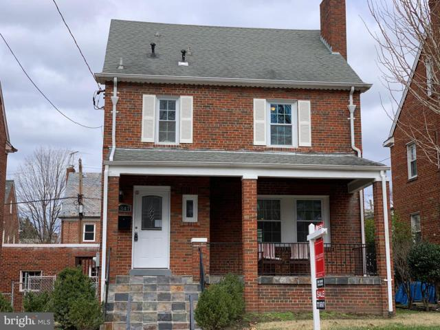 1347 Tewkesbury Place NW, WASHINGTON, DC 20012 (#DCDC186130) :: Bob Lucido Team of Keller Williams Integrity