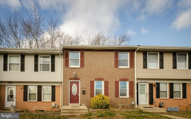 1516 Harford Square Drive, EDGEWOOD, MD 21040 (#MDHR136852) :: ExecuHome Realty