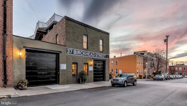 37 Birckhead Street, BALTIMORE, MD 21230 (#MDBA200370) :: Blue Key Real Estate Sales Team