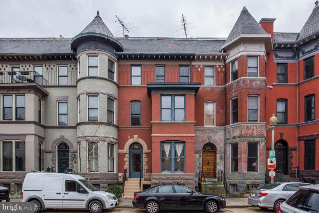 1748 Swann Street NW, WASHINGTON, DC 20009 (#DCDC202270) :: SURE Sales Group